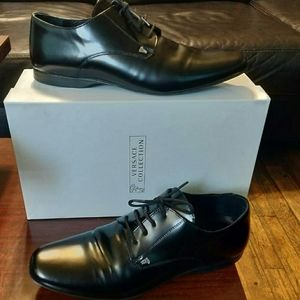 Versace collection dress shoes